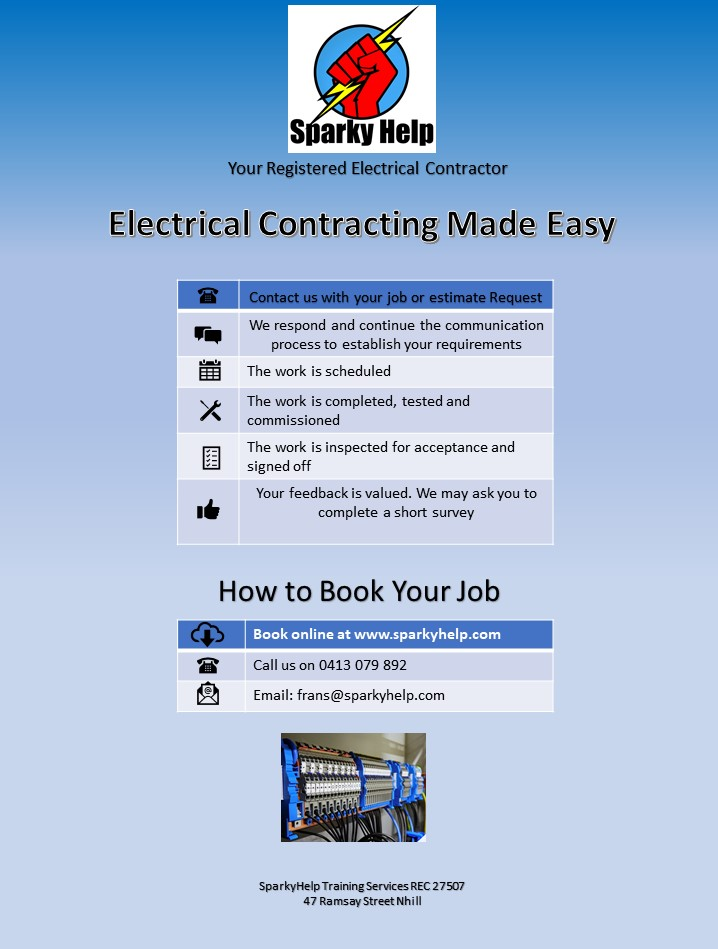 Electrical Contractor Nhill